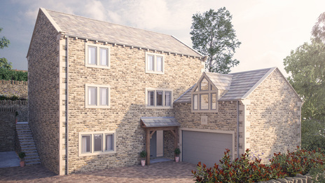 Stunning new homes coming soon to Netherthong from Yorkshire Country Properties
