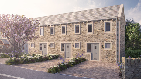 New starter homes available from Yorkshire Country Properties